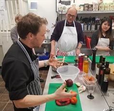 Deeper into Spain Cookery Class With Tom Dodd