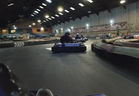 Karting at Wessex Raceway