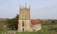 St Giles' Church, Imber