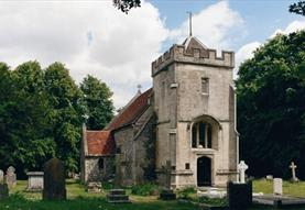 St George's Church, Orcheston
