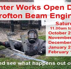 Winter Works - Special public access