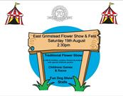 East Grimstead Flower Show and Fete
