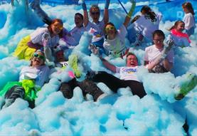 Swindon Bubble Rush
