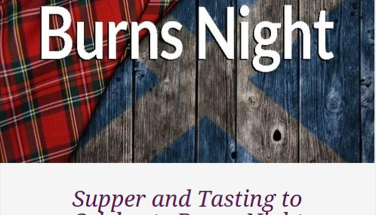 Burns Night and Supper