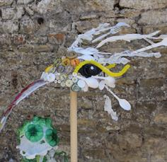 Holiday Wire Workshop: Sculptural Carnival Headdresses with Fiona Campbell