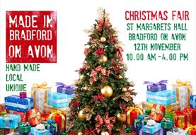 Made in Bradford on Avon Christmas Market