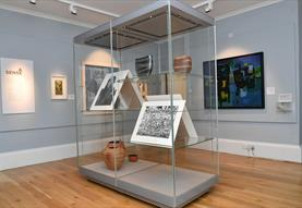 Saturday Exhibition Tours of Creative Wiltshire