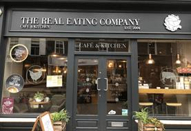 Real Eating Co - Exterior