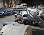 The Boscombe Down Aviation Collection Model Show
