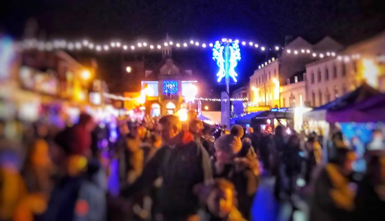 Marlborough's Christmas Lights Event