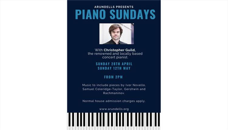 Piano Sundays at Arundells
