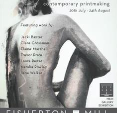 Impress IV - An Exhibition of Contemporary Printmaking