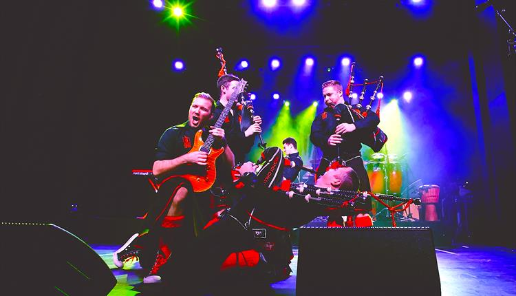 Red Hot Chilli Pipers - RESCHEDULED