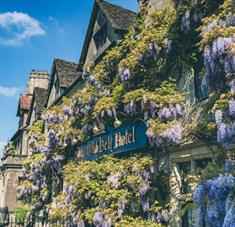 The Oldest Purpose Built Hotel in England