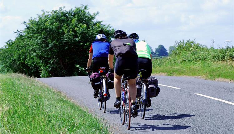 The Trussell Trust's Tour de Trussell cycle challenge