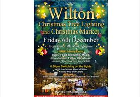 Wilton Christmas Lights